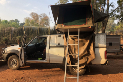 Camping, Mlilwane Wildlife Sanctuary - kingdom of eSwatini